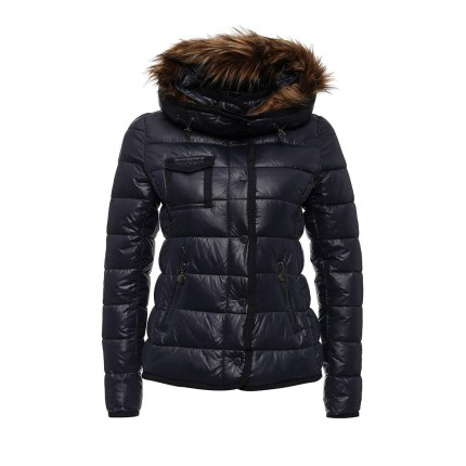 Куртка утепленная oodji модель OO001EWLUR30 cо скидкой