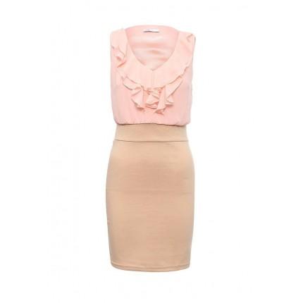 Платье oodji артикул OO001EWMIH42 купить cо скидкой