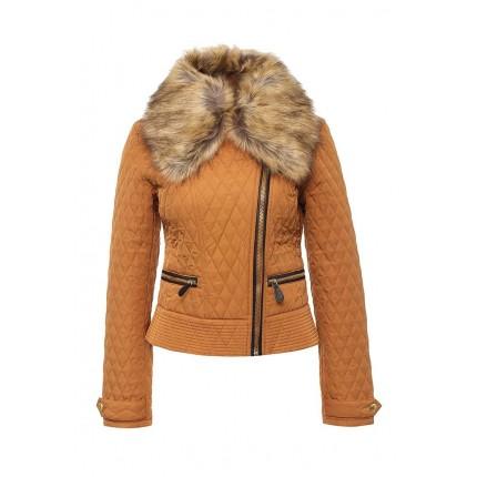 Куртка утепленная oodji артикул OO001EWMNY66 купить cо скидкой
