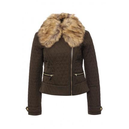 Куртка утепленная oodji модель OO001EWMNY67 купить cо скидкой