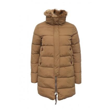 Куртка утепленная oodji артикул OO001EWNZU32 фото товара