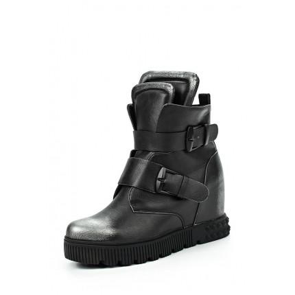 Ботинки Item Black артикул IT004AWKZT42