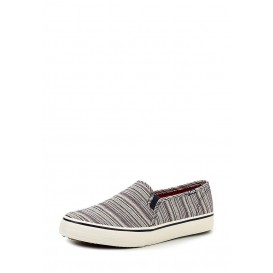 Слипоны DOUBLE DECKER WOVEN STRIPE Keds