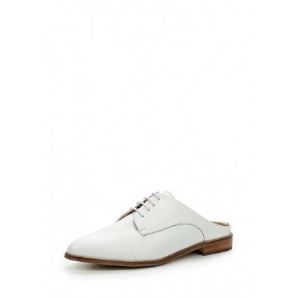 Сабо LIVY LACE UP FLAT MULE LOST INK модель LO019AWGFV97