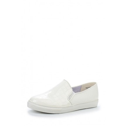 Слипоны MICHA ROUND TOE SLIP ON PLIMSOLL LOST INK модель LO019AWGIT02 фото товара