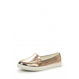 Слипоны MAEY LOAFER PLIMSOLL - ROSE GOLD LOST INK