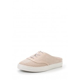 Сабо MADDIE LACE UP MULE PLIMSOLL - NUDE LOST INK модель LO019AWGMI65