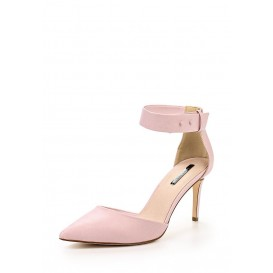 Босоножки CAROLIE ANKLE STRAP MID HEEL COURT LOST INK