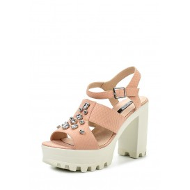 Босоножки REAGAN CLEATED JEWELLED PLATFORM SANDAL LOST INK модель LO019AWGVM59 фото товара