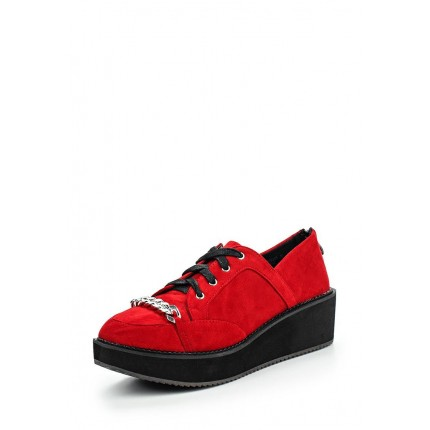 Ботинки TULA CHAIN DETAIL FLATFORM LOST INK модель LO019AWJWL38 cо скидкой
