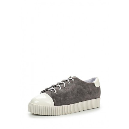 Ботинки TRISH TOE CAP CREEPER PLIMSOLL LOST INK артикул LO019AWJWL39