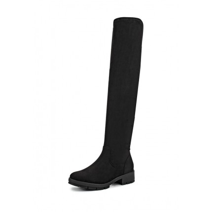Ботфорты GAIN CLEATED STRETCH OVER KNEE BOOT LOST INK артикул LO019AWKIW35 распродажа