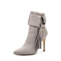 Ботильоны ARELLA FRINGED STILETTO ANKLE BOOT LOST INK
