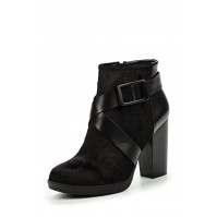Ботильоны ARIES FAUX PONY ANKLE BOOT LOST INK