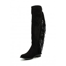 Сапоги GRAYCE FRINGE SIDE OVER KNEE-HIGH BOOT LOST INK артикул LO019AWLDB30 фото товара