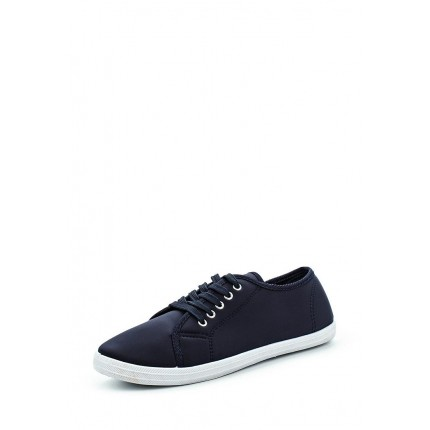 Кеды THEA SATIN PLIMSOLL LOST INK артикул LO019AWLDB34