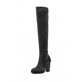 Ботфорты GEORGIE STRETCH PANEL OVER KNEE BOOT LOST INK артикул LO019AWLIS52
