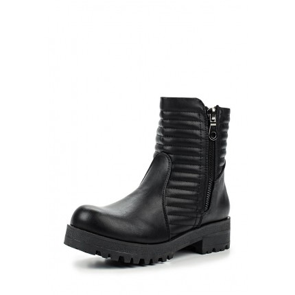 Полусапоги ALEX QUILTED BIKER BOOT LOST INK артикул LO019AWMZJ51 распродажа