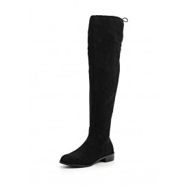 Ботфорты GEMMA DRAW CORD OVER THE KNEE BOOT LOST INK артикул LO019AWNTC29