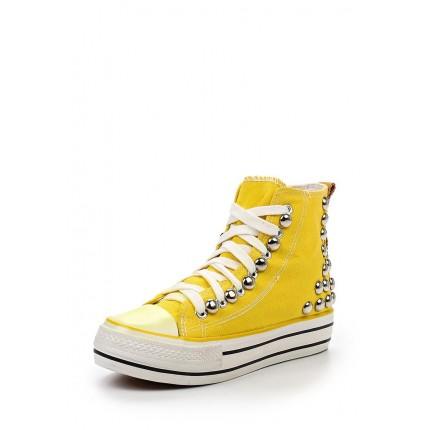 Кеды на танкетке Sweet Shoes модель SW010AWHPO88 купить cо скидкой