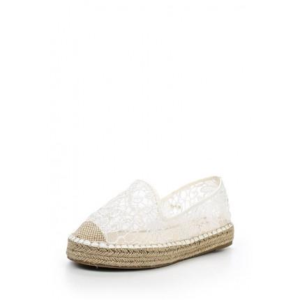 Эспадрильи WS Shoes артикул WS002AWFAL41 купить cо скидкой