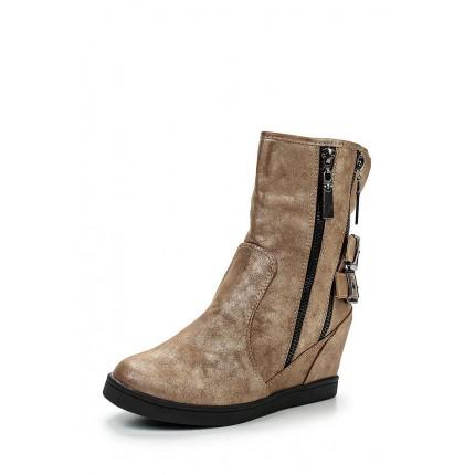Полусапоги WS Shoes артикул WS002AWGBA14
