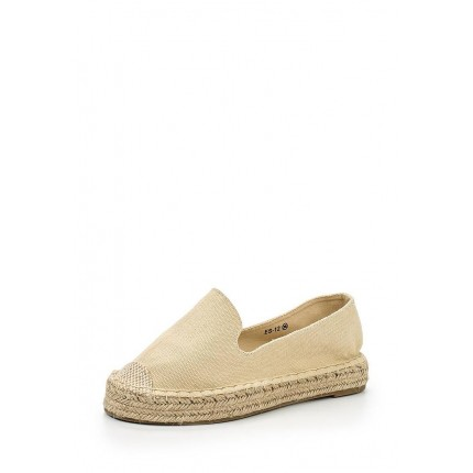 Эспадрильи WS Shoes артикул WS002AWHQR71 распродажа