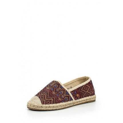 Эспадрильи WS Shoes артикул WS002AWIAH57 распродажа