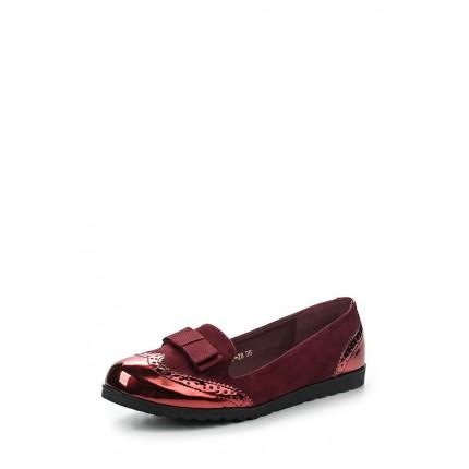 Лоферы WS Shoes артикул WS002AWMHG58 купить cо скидкой